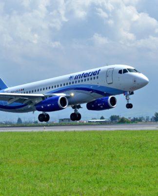 Interjet incrementa flujo de pasajeros internacionales