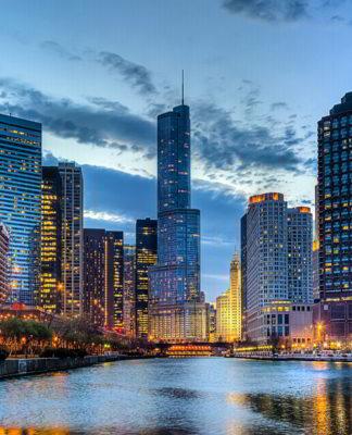 Chicago presentó crecimiento récord en 2018
