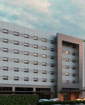 Estrena Aguascalientes Holiday Inn & Suites