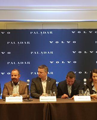 Volvo, embajador de la gastronomía mexicana