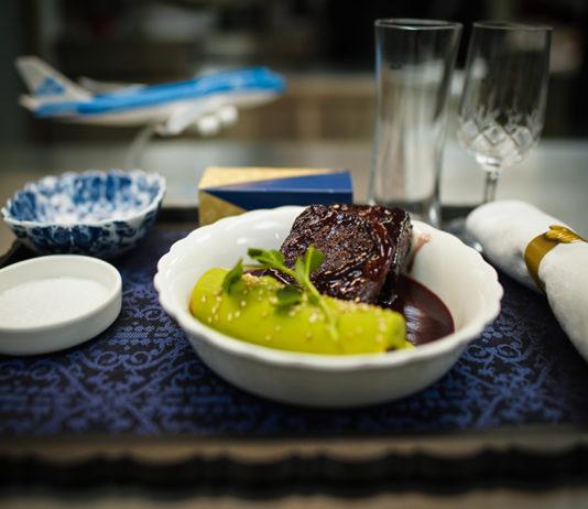 KLC ofrece la cocina del chef Mikel Alonso