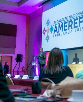 Ameref celebra su 5 Congreso Nacional en Chihuahua