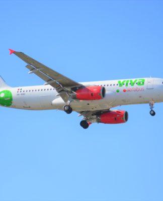 Estima Viva Aerobus crecimiento cercano al 20 por ciento