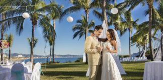 Tendencias de primavera en bodas de Barceló Karmina