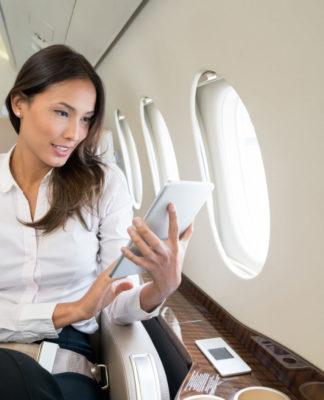 Aeroméxico incursiona en la aviación ejecutiva