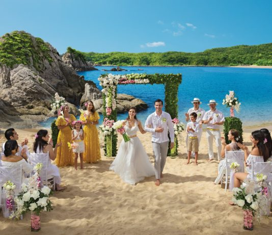 México capta el 23% del turismo de romance a nivel mundial