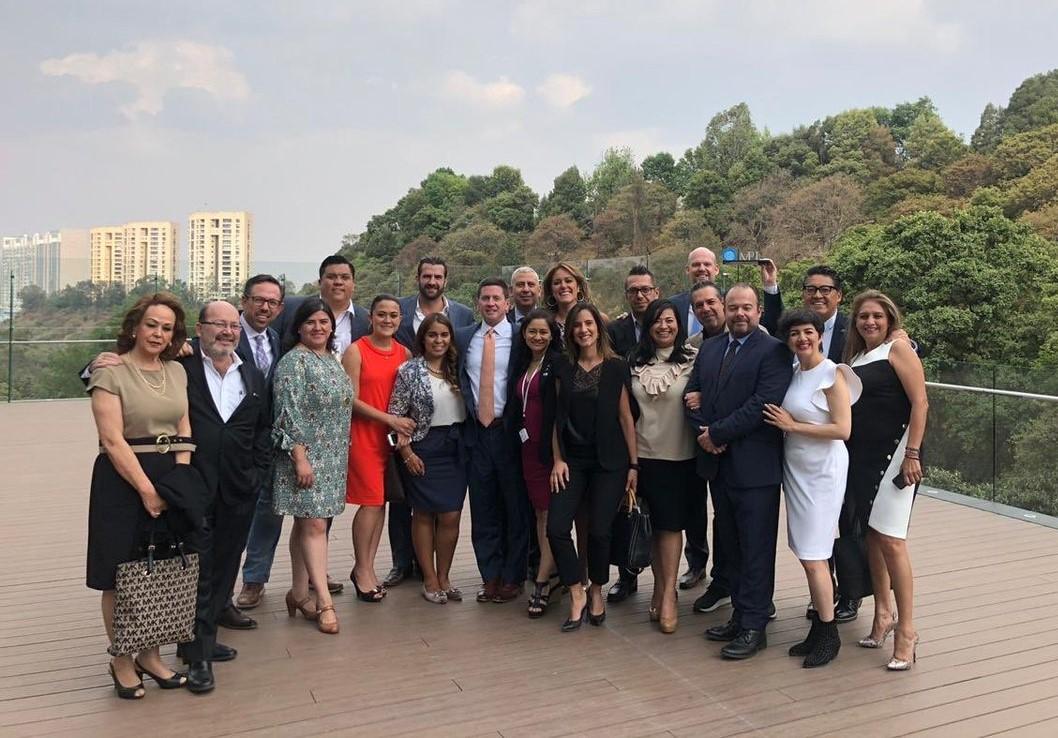 MPI México anuncia a su nuevo presidente 2019-2020.