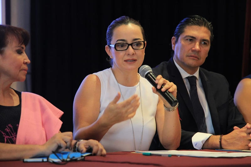 Claudia Chávez López, Secretaria de Turismo de Michoacán
