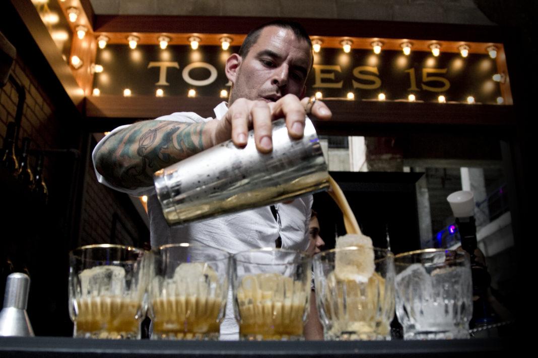 Barra México, el bar show más importante de Latam