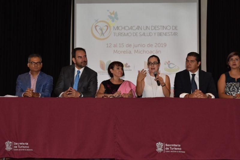 Michoacán será el primer destino de Turismo de Salud Certificado en México.