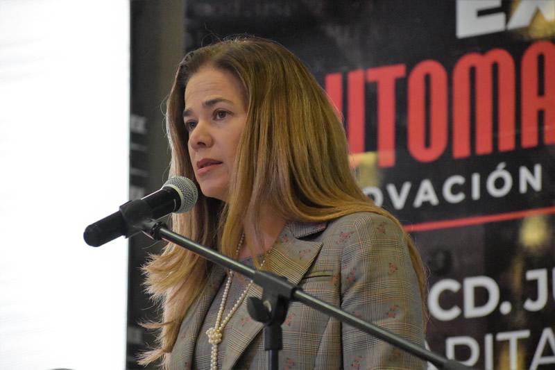 Alejandra de la Vega Arizpe, Secretaría de Innovación y Desarrollo Económico (SIDE)