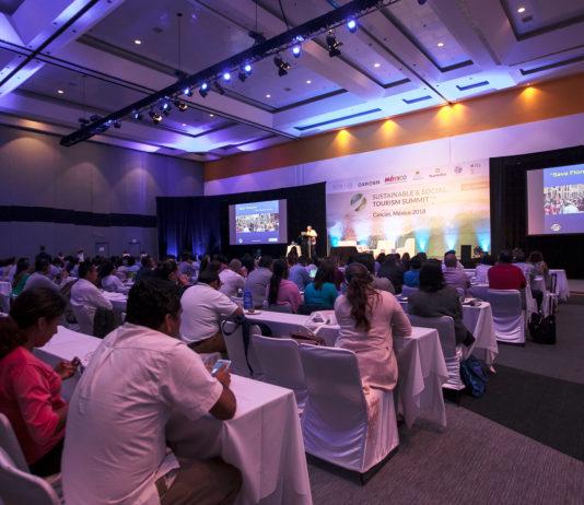 Todo listo para la Cumbre de Turismo Sustentable