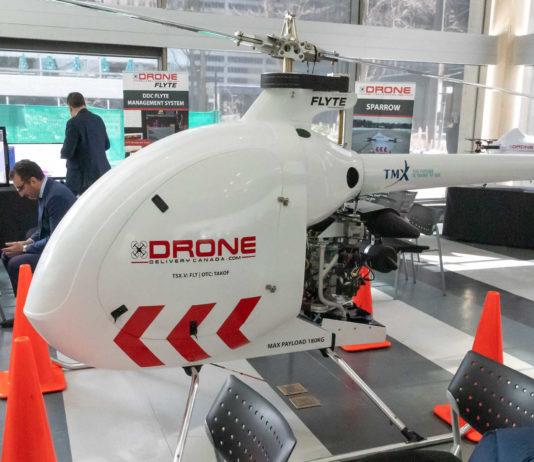 Air Canada se suma al sistema de envíos con drones