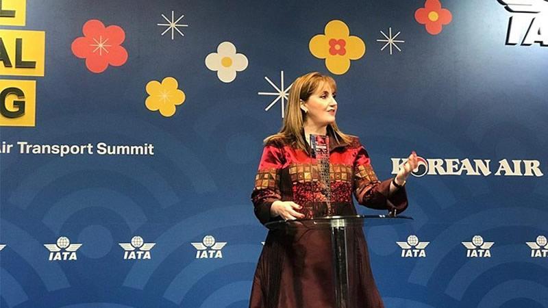 Gloria Guevara,  presidenta y CEO del WTTC