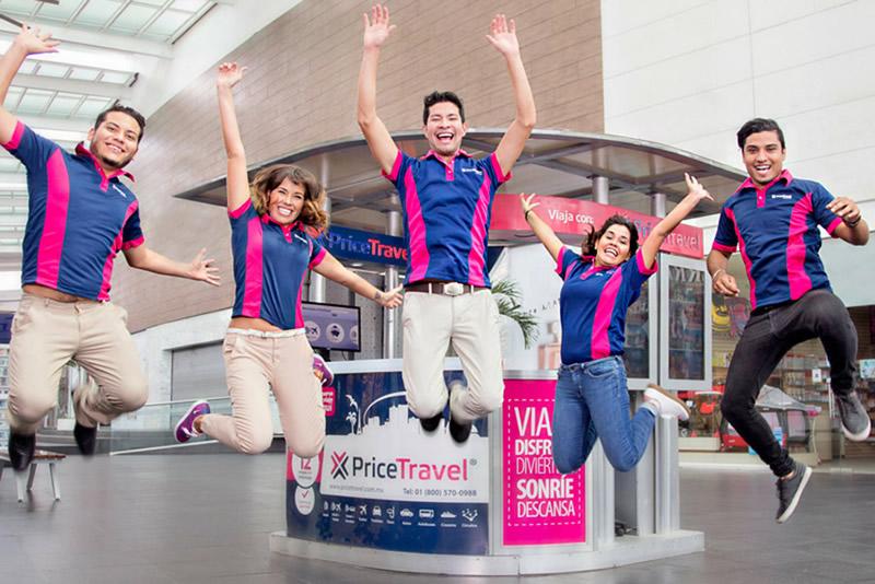 PriceTravel Holding, una empresa dedicada a la comercialización de productos de viajes con un modelo de negocios multicanal.