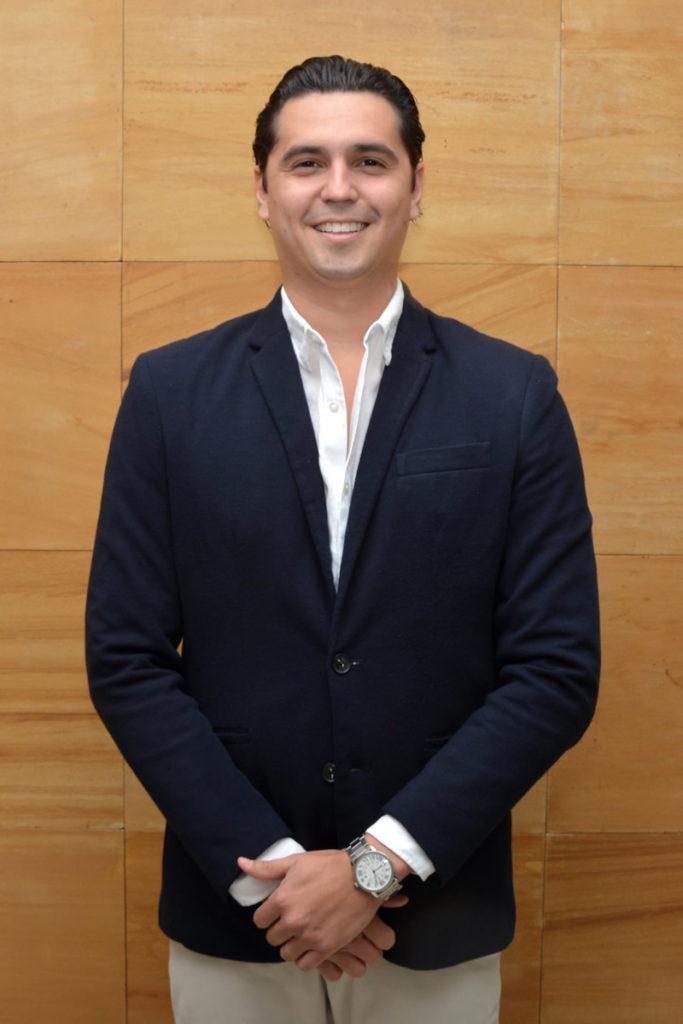 Edgar Vargas, Director de Marketing y Relación con Proveedores.