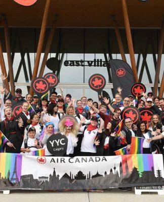 Pride: Air Canada promueve la conectividad entre México y Canadá