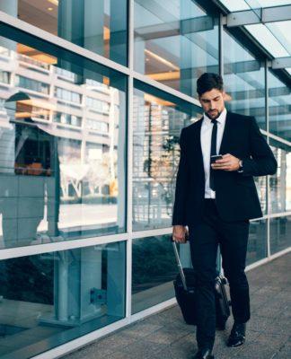 Viajeros de negocios se muestran favorables a la innovación.