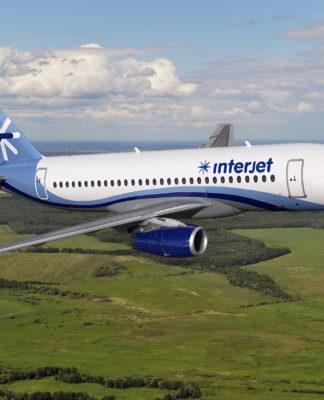 """Interjet recibe Certificado de """"Industria Limpia"""""""