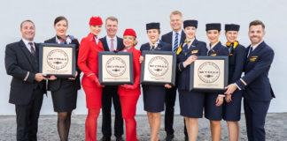 "Lufthansa la ""Mejor línea aérea en Europa"""