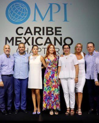 Toma protesta la mesa directiva de MPI capítulo Caribe Mexicano