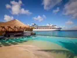 Cozumel se consolida como el mejor destino de cruceros.