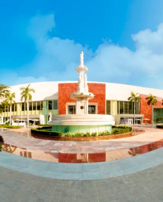 Expo Mundo Imperial sede del Summit Turístico 2019