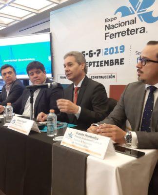 Expo Nacional Ferretera derramará 800 mdp.