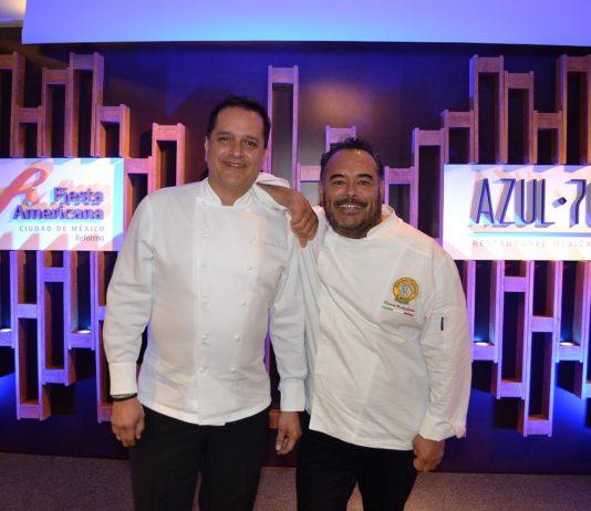 Sabores milenarios del Chef Rivera en Grupo Posadas