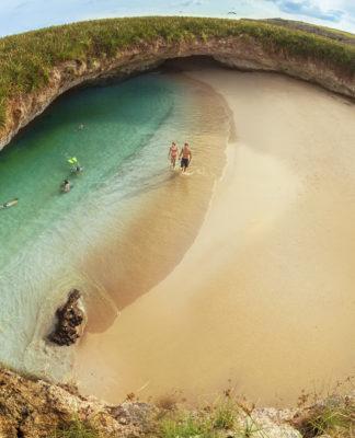 Aumenta arribo de turistas en la Riviera Nayarit