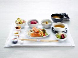 Air Canada consiente a sus clientes con nuevo menú japonés