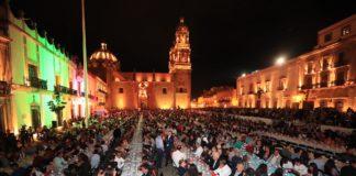 Récord Guinness para Zacatecas por cata