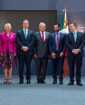 José Carlos Azcárraga, nuevo presidente del Consejo de la Comunicación
