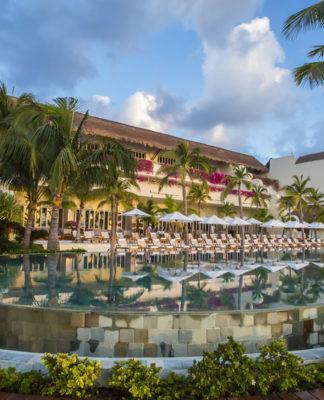 Grand Velas Riviera Maya, el mejor hotel familiar