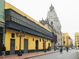 Lima, la ciudad de los balcones