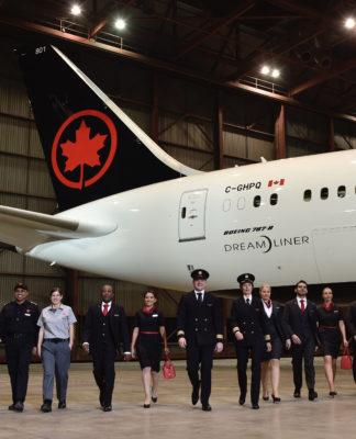 Air Canada lanzará servicio de Ottawa a Londres