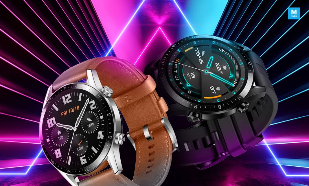 Huawei Watch GT 2, la experiencia fitness