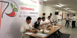 Ganan juarenses 2do lugar en concurso Nacional de Gastronomía