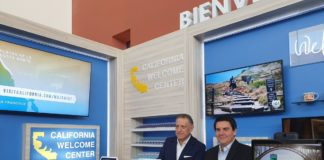 "Inauguran el ""California Welcome Center"" en el CBX"