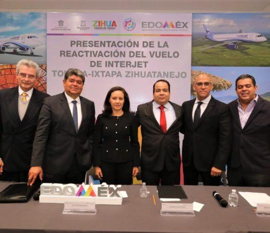 Interjet reactivará la ruta Toluca-Zihuatanejo
