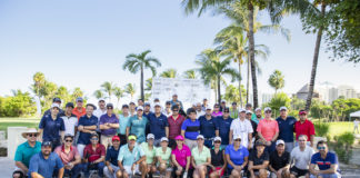 "Torneo de golf ""Encore & Friends Invitational"" 2019"