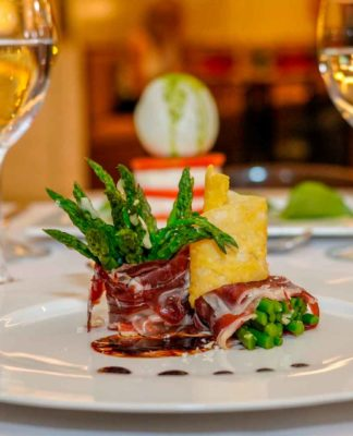 Auténtica cocina Italiana en Barceló México Reforma