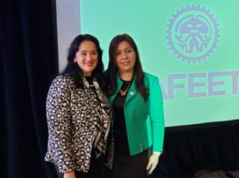 AFEET nomina a Brenda Alonso para la presidencia en 2020