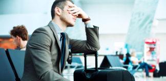Viajeros de negocios no controlan las cancelaciones