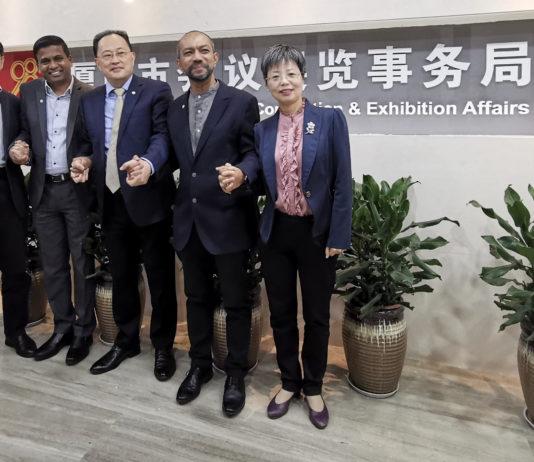 ICCA celebra su Asamblea Global en China