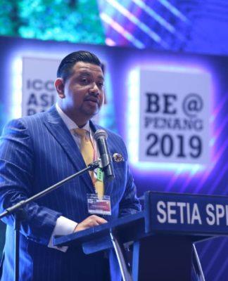 ICCA Asia-Pacífico 2019 se celebró en Penang