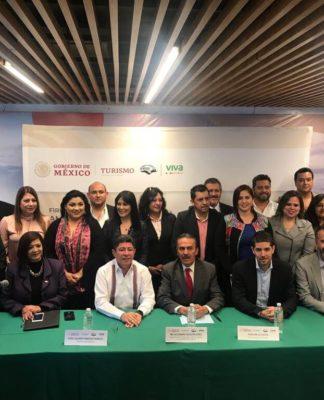 Viva Aerobus y AMAV firman alianza