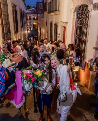 Feliz Año Nuevo en Zacatecas Deslumbrante