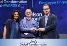 CWT: Richard Thompson nuevo vicepresidente global
