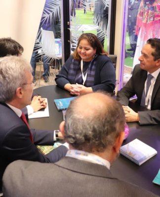 Quintana Roo anunció vuelo directo Madrid-Cozumel